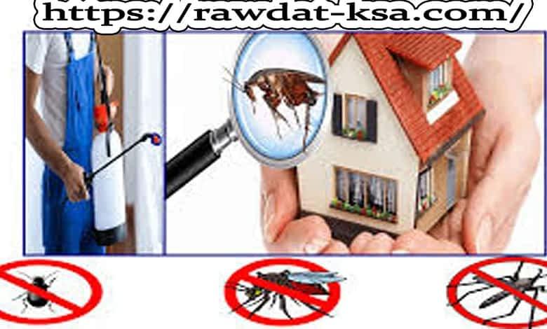 ارخص شركة مكافحة حشرات بحريملاء